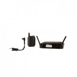 Shure - GLXD14E/B98 Telsiz Enstrüman Mikrofon