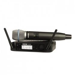 Shure - GLXD24E/B87A Telsiz El Mikrofonu
