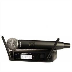 Shure - GLXD24RE/SM58 Wireless Mikrofon