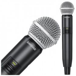 Shure - GLXD2/SM58 Telsiz El Mikrofonu