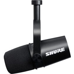 Shure - MV7 Radyo ve Stüdyo USB / XLR Mikrofon