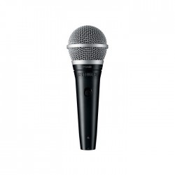 Shure - PGA48 XLR-E Cardioid Dinamik Solist Mikrofonu