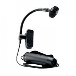Shure - Pga 98H TQG Enstruman Mikrofonu Klipsli Saksafon özel Belpack Girişli