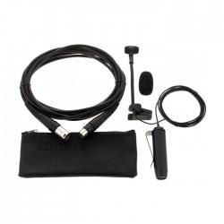 Shure - Pga 98H Xlr Enstruman Mikrofonu Klipsli Saksafon özel