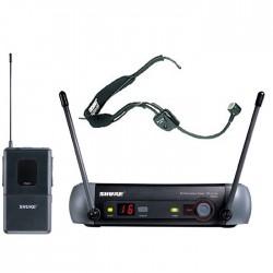 Shure - PGX14E/WH20 Kablosuz WH20 Headset Mikrofon Sistemi