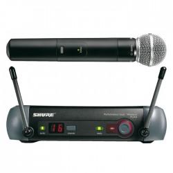 Shure - PGX24E/PG58 El Tipi Telsiz Mikrofon Sistemi