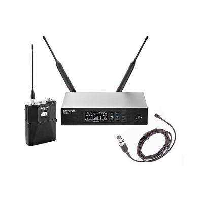QLXD14/150/C Yaka Tipi Telsiz Mikrofon Seti