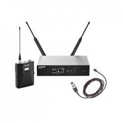 QLXD14/150/O Yaka Tipi Telsiz Mikrofon Seti - Thumbnail