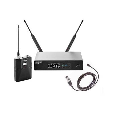 QLXD14/150/O Yaka Tipi Telsiz Mikrofon Seti