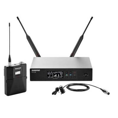 QLXD14/85 Yaka Tipi Telsiz Mikrofon Seti (Cardioid)