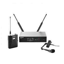 Shure - QLXD14/98H Enstrüman Tipi Telsiz Mikrofon Seti