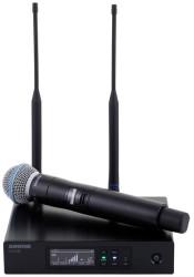 Shure - QLXD24/BETA58 Kablosuz BETA 58 El Mikrofonu Sistemi