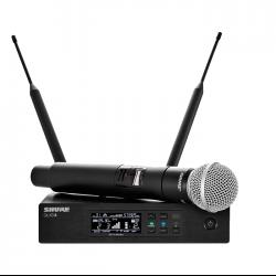 Shure - Shure QLXD24E/SM58 Mikrofon Seti