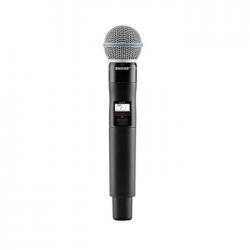 Shure - QLXD2/B58 Telsiz Setler İçin Opsiyonel Verici Mikrofon