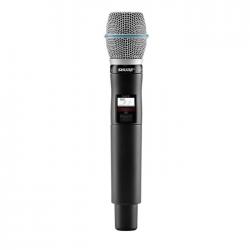 Shure - QLXD2/B87A El Tipi Telsiz Mikrofon