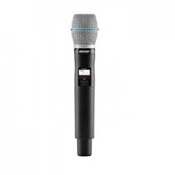 Shure - QLXD2/B87C El Tipi Telsiz Mikrofon