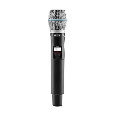 QLXD2/B87C El Tipi Telsiz Mikrofon