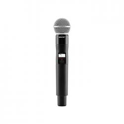 Shure - QLXD2/SM58 El Tipi Telsiz Mikrofon