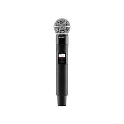 QLXD2/SM58 El Tipi Telsiz Mikrofon