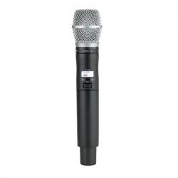Shure - QLXD2/SM86 El Tipi Telsiz Mikrofon