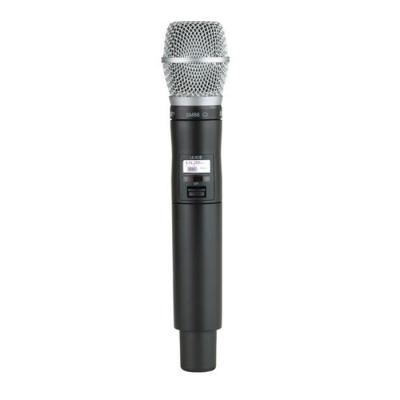 QLXD2/SM86 El Tipi Telsiz Mikrofon