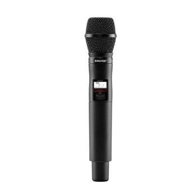 QLXD2/SM87 El Tipi Telsiz Mikrofon
