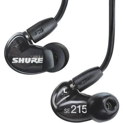 SE215-K-RIGHT SE215 Sağ Kulaklık Ucu (Siyah)