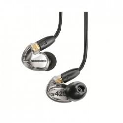 Shure - SE425-V-LEFT SE425 Sol Kulaklık Ucu (Metalik Gümüş)