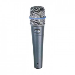 Shure - BETA 57A El Tipi Dinamik Enstrüman Mikrofonu
