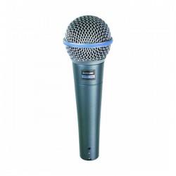 Shure - BETA 58A Dinamik El Tipi Vokal Mikrofon