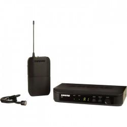 Shure - BLX14E/PG85 Kablosuz PG185 Yaka Mikrofonu Sistemi