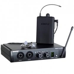 Shure - EP2TR215CL Kablosuz Kulakiçi Monitör Sistemi