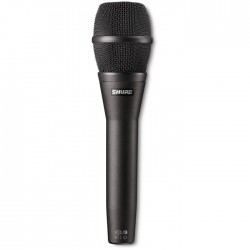 Shure - KSM9/CG Profesyonel Vokal Mikrofonu (Siyah)