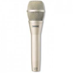 Shure - KSM9/SL Profesyonel Vokal Mikrofonu (Şampanya Rengi)