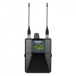 Shure - P10R Bel Tipi Kablosuz Mikrofon Alıcısı (PSM 1000 için)