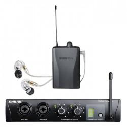 Shure - P2TR215CL Kablosuz Kişisel Mikrofon Monitör Seti (PSM 200 için)