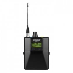 Shure - P9RA Şarj Edilebilir Kablosuz Mikrofon Alıcısı (PSM 900 için)