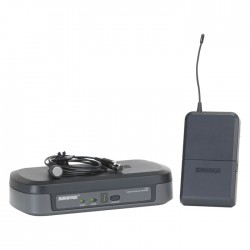 Shure - PG14E/PG185 PG Kablosuz Yaka Mikrofon Seti (3lü)