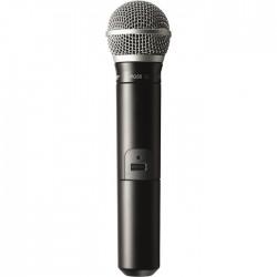 Shure - PG2/PG58 Dahili Vericili PG58 El Tipi Telsiz Mikrofon