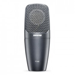 Shure - PG42-LC Condenser Vokal Stüdyo Mikrofonu