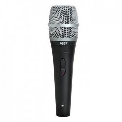 Shure - PG57-XLR Ev Stüdyosu ve Sahne için Enstrüman Mikrofonu