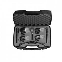 Shure - PGDMK6 - 6′lı Davul Mikrofon Seti