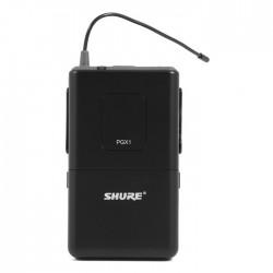 Shure - PGX1 Bel Tipi Kablosuz UHF Mikrofon Vericisi