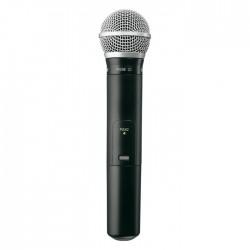 Shure - PGX2/PG58 Dahili Vericili PG58 El Tipi Telsiz Mikrofon