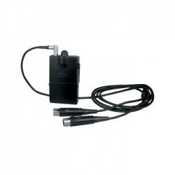 Shure - P6HW Kablolu Bodypack Alıcı