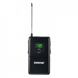 Shure - SLX1 Bel Tipi Kablosuz Mikrofon Vericisi
