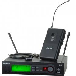 Shure - SLX14E/WL183 Kablosuz Yaka Mikrofon Sistemi