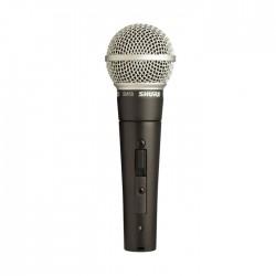 Shure - SM58-SE Switch Düğmeli El Tipi Sahne Mikrofonu