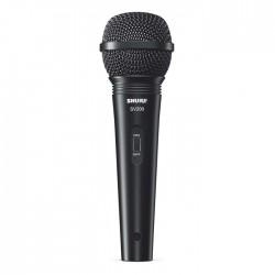 Shure - SV200 Switch Düğmeli Çok Amaçlı El Mikrofonu