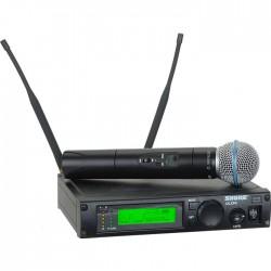 Shure - ULXP24/BETA58 Kablosuz BETA 58 El Mikrofonu Sistemi